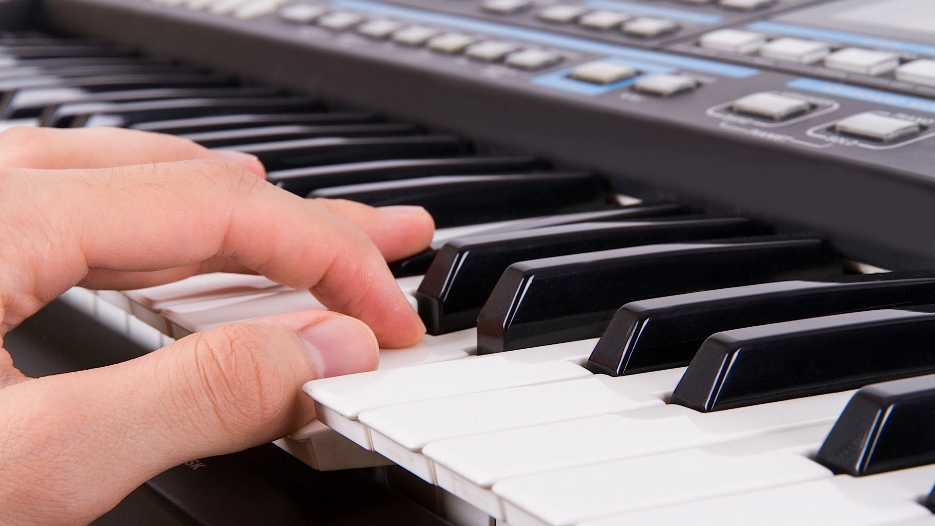 Simple Keyboard Technique to Improve Your Playing
