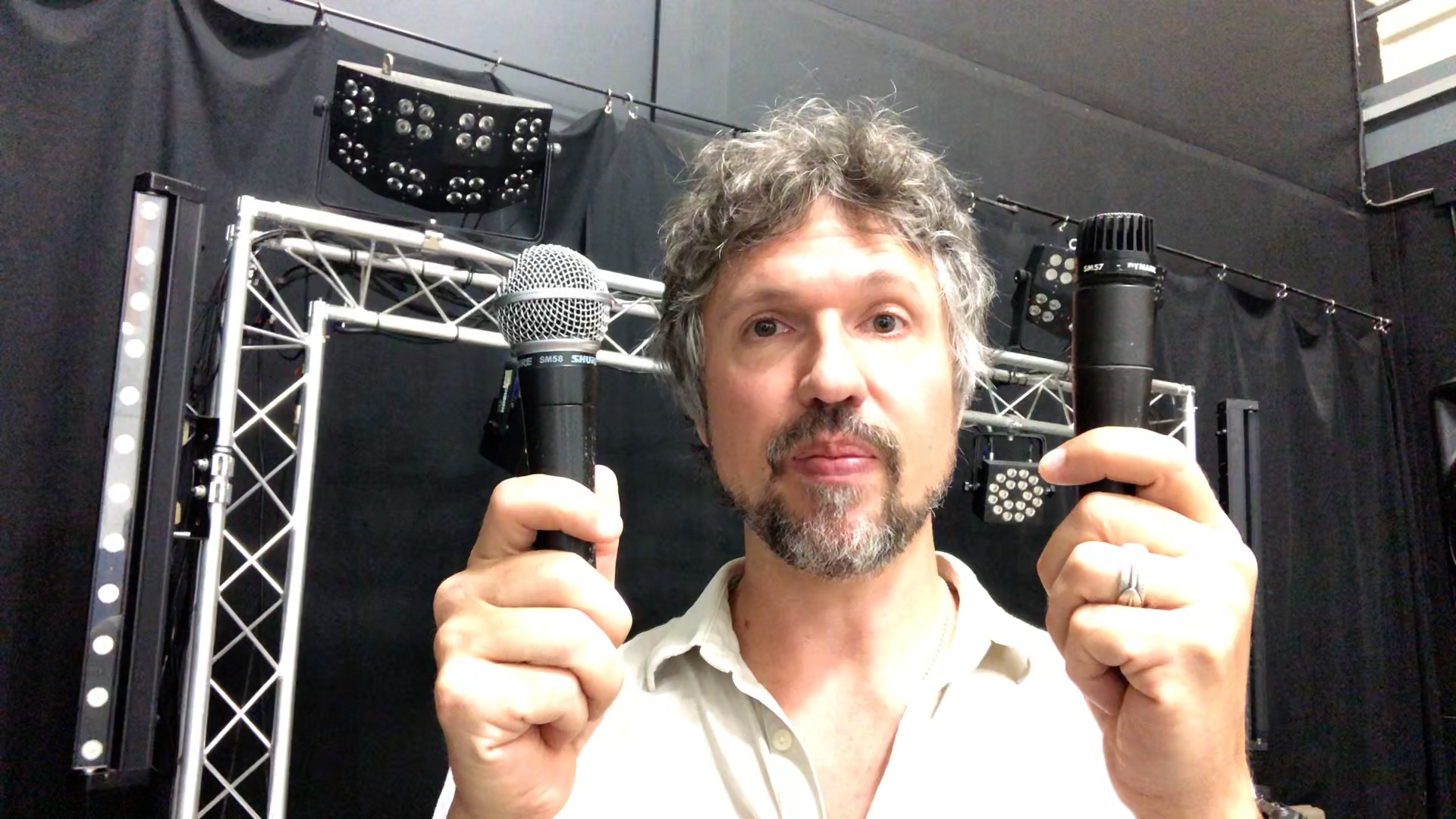 Taylor Sound Tip of the Day – What are the differences between a Shure SM57 and an SM58?